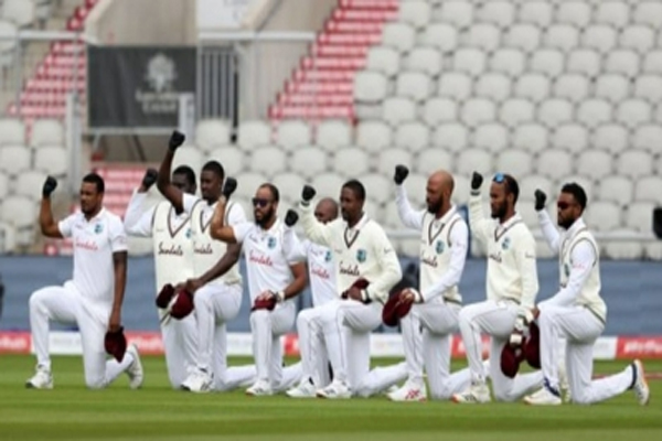 Windies mull adding video collage, message to anti-racism gesture - Cricket News in Hindi
