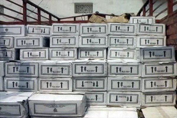 Illegal liquor caught in meerut - Meerut News in Hindi