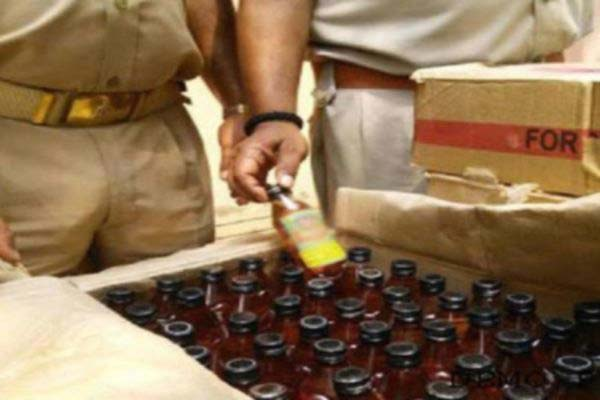 More than 100 liquor bars recovered in bilaspur - Himachal Bilaspur News in Hindi