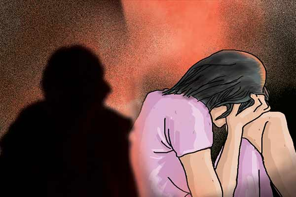 Woman raped in Jaipur and sent video to husband, broke relationship, jewelery-cash grabbed during incarceration - Jaipur News in Hindi