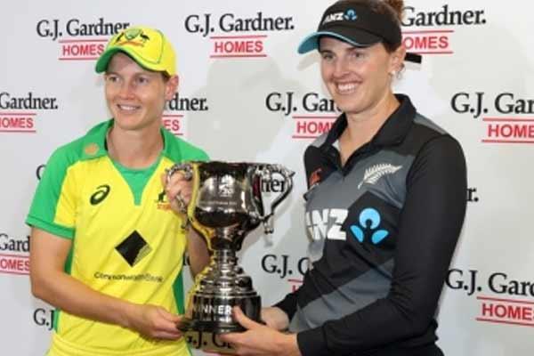 Women cricket: Australia and New Zealand face rain - Cricket News in Hindi