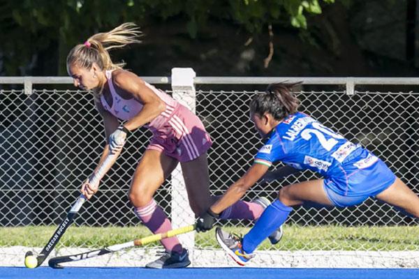 Women Hockey: Senior Indian team lost to Argentina B team - Sports News in Hindi