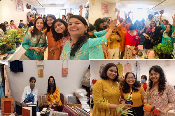 First exhibition of All Women Association of Rajasthan Entrepreneurs organized - Jaipur News in Hindi