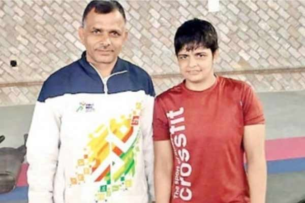 Wrestler Sonam out of world ranking series due to head injury - Sports News in Hindi