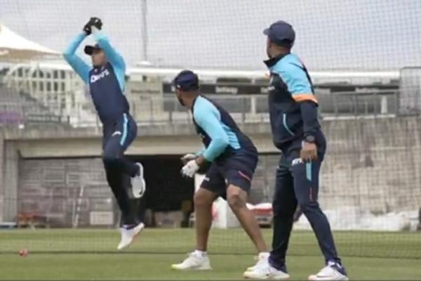 डब्ल्यूटीसी फाइनल : भारतीय टीम ने साउथम्पटन में शुरू की ग्रुप ट्रेनिंग