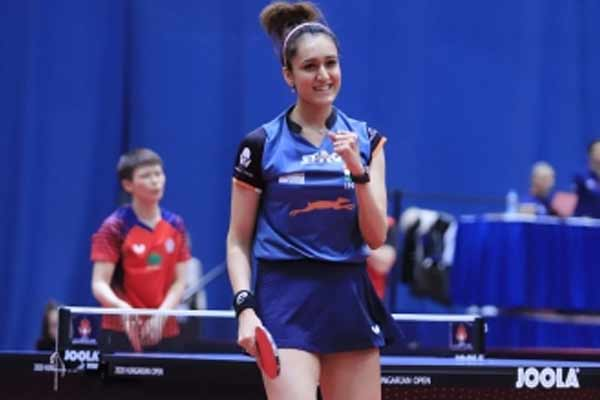 WTT Star Contender: Manika and Sathiyan in second round - Sports News in Hindi