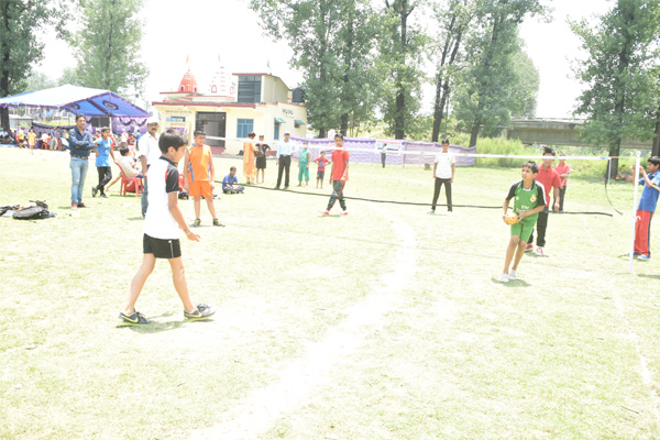 200 players showed Stinginess in the Wushu Sports Competition - Mandi News in Hindi