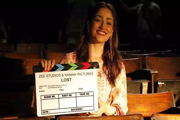 Yami Gautam film Lost goes on floors - Bollywood News in Hindi
