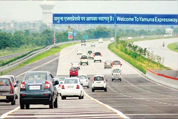 Miscreants looted bus passengers on yamuna express way 2 shot - Lucknow News in Hindi