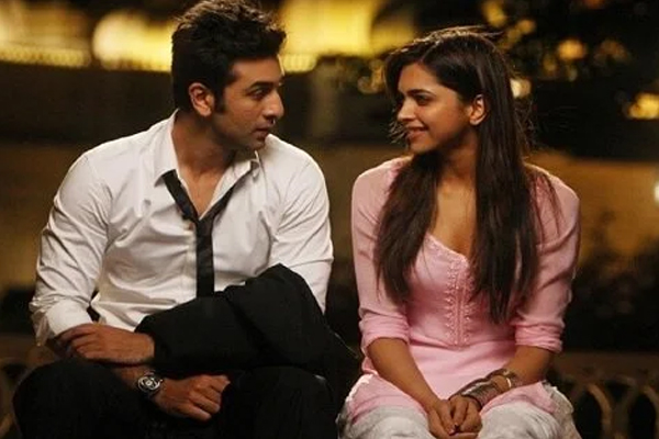 Deepika shares pics from first look test with Ranbir for YJHD - Bollywood News in Hindi