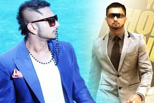 Rapper Honey Singh booked for lewd lyrics - Punjab-Chandigarh News in Hindi