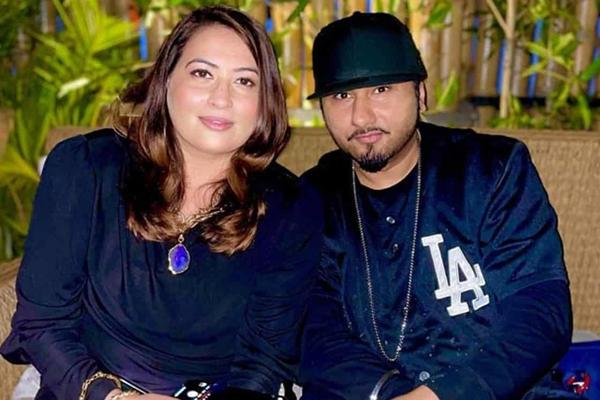 हनी सिंह पर उनकी पत्नी ने लगाया घरेलू हिंसा का आरोप