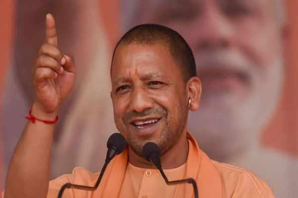 Yogi announces ban on liquor, meat in Mathura - Agra News in Hindi