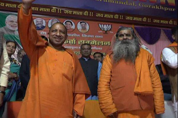 Yogi adityanath the stakes in gorakhpur - Gorakhpur News in Hindi