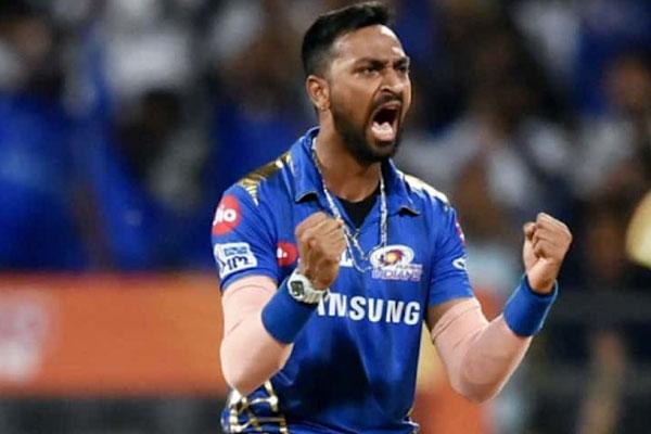 Krunal Pandya Corona positive, India-Sri Lanka T20 match postponed, know when the match will be held - Cricket News in Hindi