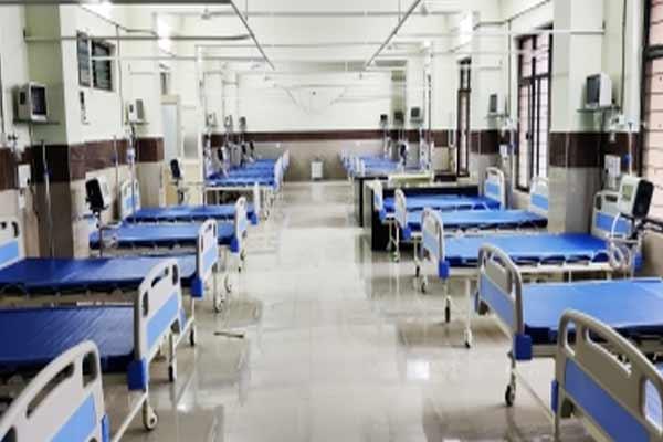 युवराज के फाउंडेशन ने तेलंगाना के अस्पताल में लगावाए 120 बेड