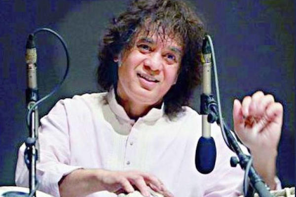 Zakir Hussain will pay tribute to his father and guru - Bollywood News in Hindi