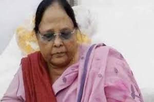 Condolences on the death of former health minister Zakia - Jaipur News in Hindi