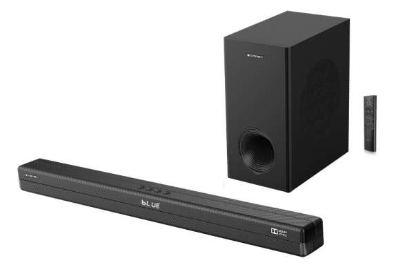Zebronics, first Indian brand to launch Dolby Atmos soundbar at Rs 17,999 - Gadgets News in Hindi