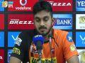 IPL-12 : Sunrisers Hyderabad player Vijay Shankar interview, read...