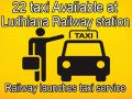 Railway station launches taxi service at Ludhiana station