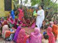 Mission family development program of medical department, Saas-Bahu Sammelan in Dungarpur