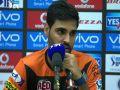 IPL-12 : Bhuvneshwar Kumar reaction after defeat against kings eleven punjab