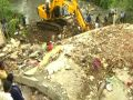 wall of the raw house fell due to continuous Rain, pregnant and 2 innocent child buried