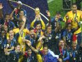 Year 2018 : France won fifa world cup, india create history in football