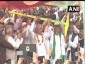 Mahapanchayat continues in Jind, Haryana due to farmer movement