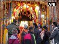 Kedarnath Dham doors opened, Rudrabhishek in the name of Prime Minister Modi