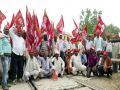 Nishad Party Protest for not issued Scheduled Castes certificates
