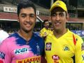IPL-12 : MS Dhoni give this advice to Riyan Parag, read full interview