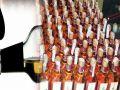 SSB seized 960 Nepali wine bottle