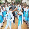 Pudha mansion in school taught the tricks of self-defense