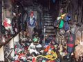 Fire in Readymade clothes store in phagwara, loss of 8 millions