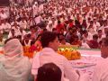 Dausa: Statue unveiling of Shahid Bhup Singh in Khedla