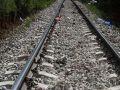 Marital women death by train in mirzapur
