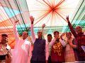 Jairam Thakur said for him the nation paramount - Pandit Sukh Ram family