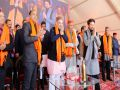 Amit Shah big attack on Congress, said- OROP means only Rahul, only Priyanka