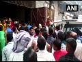 5 people died due to electrocution due to falling of electric wire in Ghaziabad