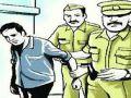 3 smugglers arrested with ganja of 10 lakhs