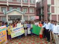 Awareness rally organized under Sweep