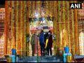 Badrinath shrine doors opened in Uttarakhand, see photos