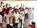 voting in desert region Barmer