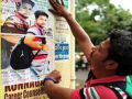 Kolkata man makes 4000 posters and a film to find a girl he fell in love
