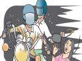 जयपुर में बाइक सवार चेन स्नेचर सक्रिय, दो महिलाओं के गले से तोड़ी चेन