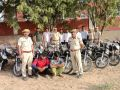 21 motorcycles stolen from different areas of Bikaner recovered, two vehicle thieves arrested