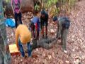 Five jawans martyred in IED blast of Naxalites in Chhattisgarh - Chhattisgarh News in Hindi