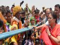 Banswara news : public dialog of Chief Minister Vasundhara Raje in Bagidora assembly constituency